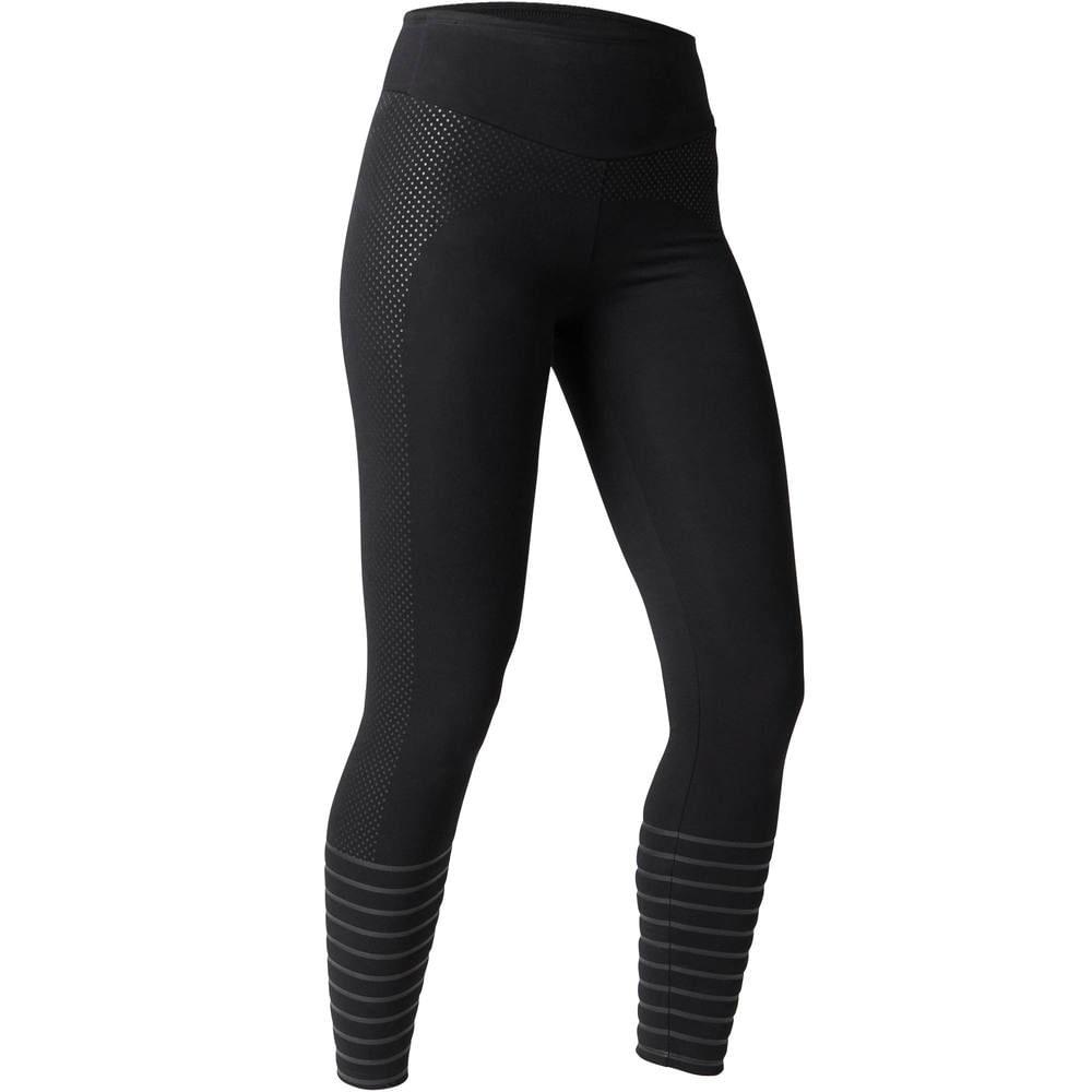 df4405f85 Calça Legging Slim de Ginástica e Pilates Feminina Domyos. Calça Legging  Slim de Ginástica e Pilates Feminina Domyos