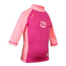 Camiseta com proteção UV50+ infantil 100 Olaian 87a3749d5d0