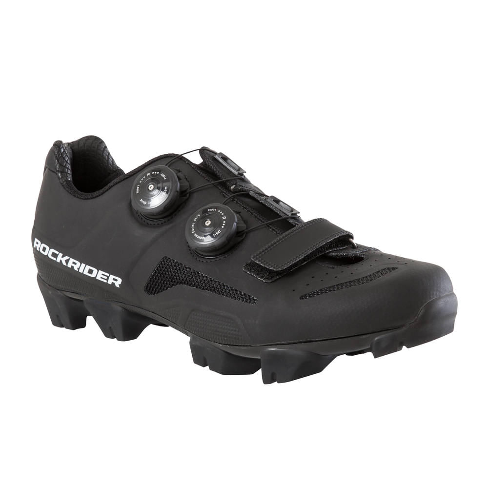 82e1ae36965 Sapatilha para MTB XC 500 - MTB XC SHOES 500 BLACK
