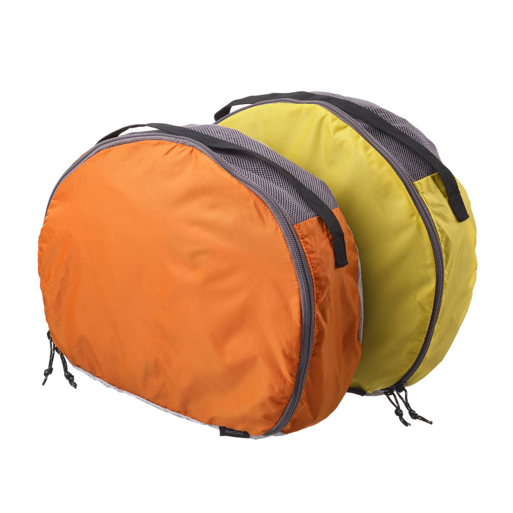 bed6268ee Organizador interno para mochila de 50L à 60L (x2) - Decathlon