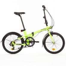 folding-bike-tilt-500-yellow-unique1