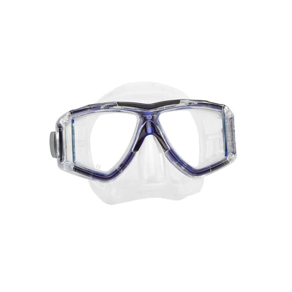 Máscara de mergulho panorâmica - MASCARA PANORÂMICA TITANIUM, . 6e11245682