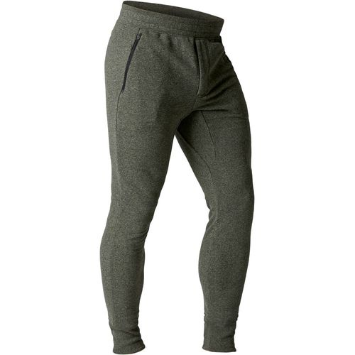 trousers-500-slim-zip-gym-2xl---w41-l341