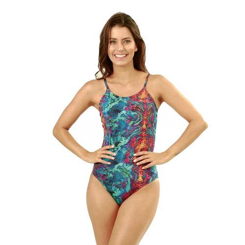 79ed429cc Maiô de natação aquos feminino - Decathlon