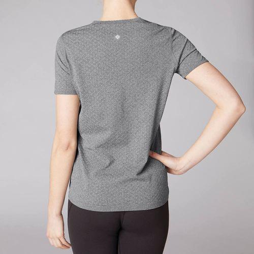Camiseta Yoga sem Costuras - decathlonstore f23fe74c6214