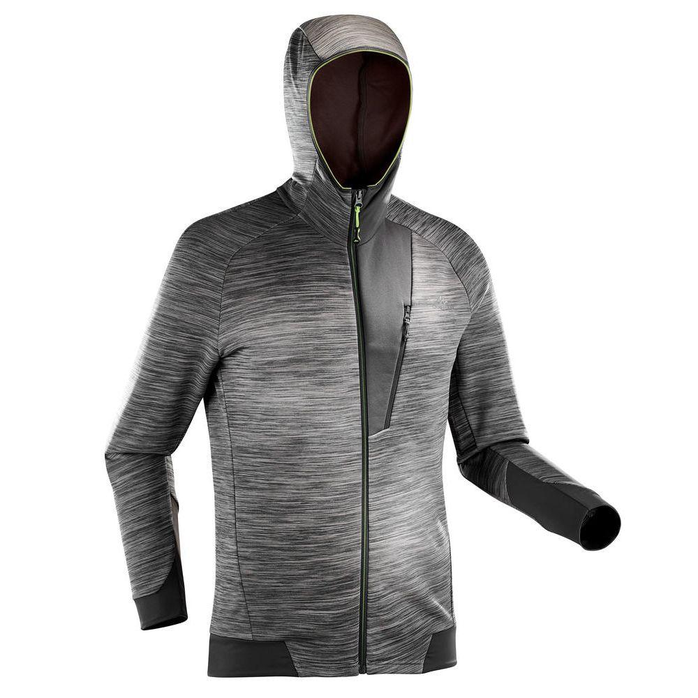 acfdc5c5ed Blusa fleece masculina de trilha MH900 - decathlonstore