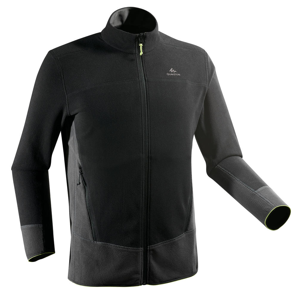 Blusa fleece masculina de trilha MH520 - decathlonstore d81e6bac62a50