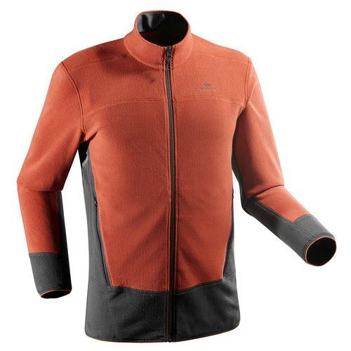 bdbca51a22 Blusa fleece masculina de trilha MH520 - Decathlon