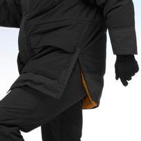 763205894 Casaco de Caminhada na Neve Homem SH500 ultra-warm Preto. - DecathlonPro
