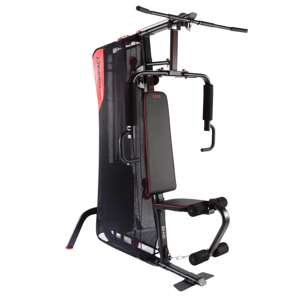 Estação de Musculação HG Compact - decathlonstore 9d228880badce
