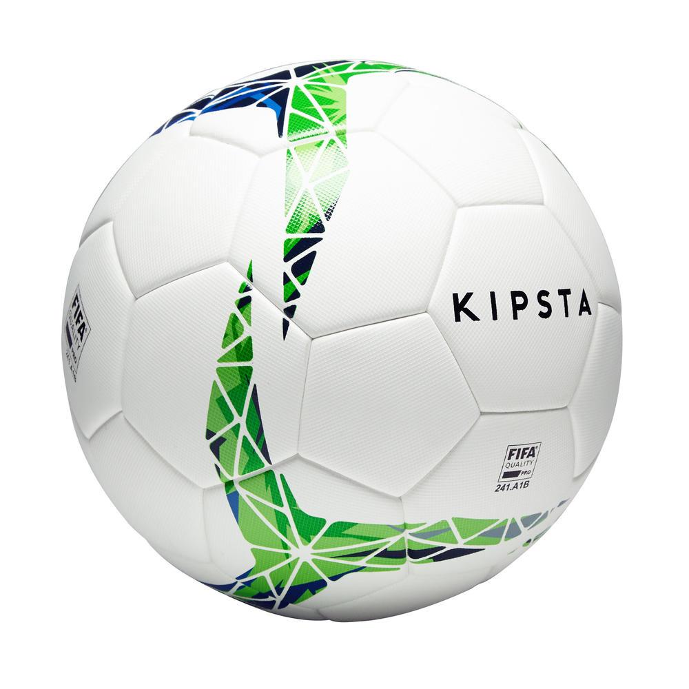 Bola de Futebol F900 FIFA PRO tamanho 5 branco verde azul ... 698bdf9129a27
