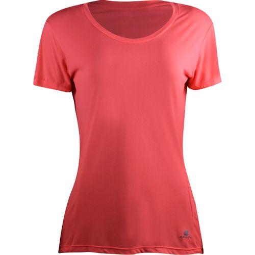 Camiseta Creponada Feminina para Academia Domyos - decathlonstore 7e29c745fe5