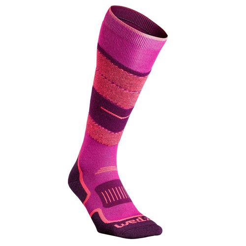 ski-socks-300-pink-uk-12-14---eu-47-501