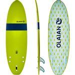 Prancha de Surf infantil em espuma 100 6´ Tribord