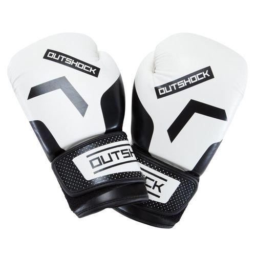 Luvas de Boxe e Muay Thay BG300 Branca. boxing-gloves-300-white-8-oz1 e0908f368c034