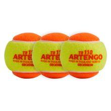 Bola de Tênis TB 110 Artengo- Ponto laranja (3 bolas) 70a148deea68f