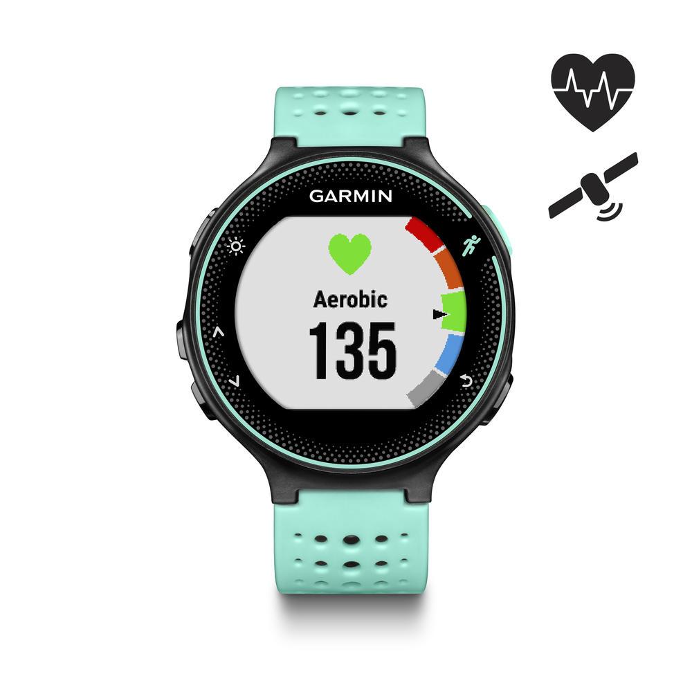 c721e843ec3 Relógio GPS Garmin Forerunner 235 - FORERUNNER 235 BLACK BLUE