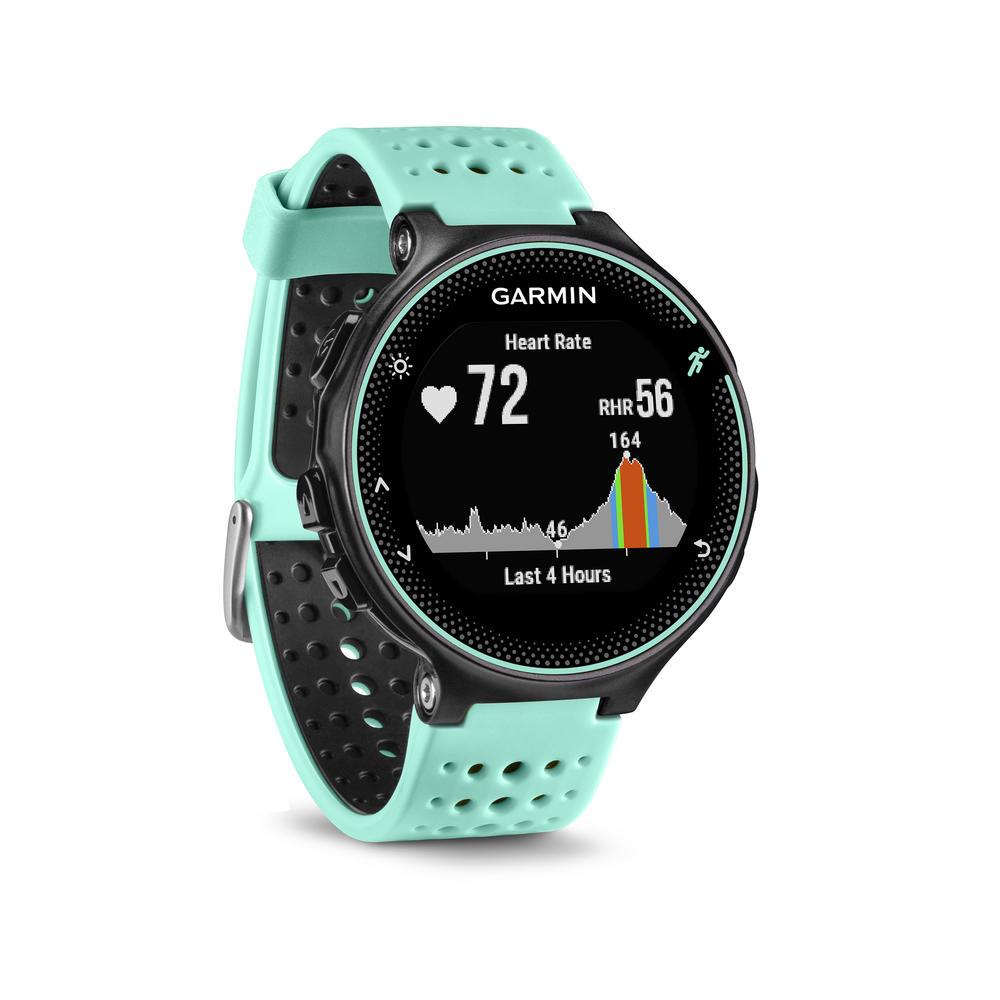 2f89442c722 Relógio GPS Garmin Forerunner 235 - FORERUNNER 235 BLACK BLUE