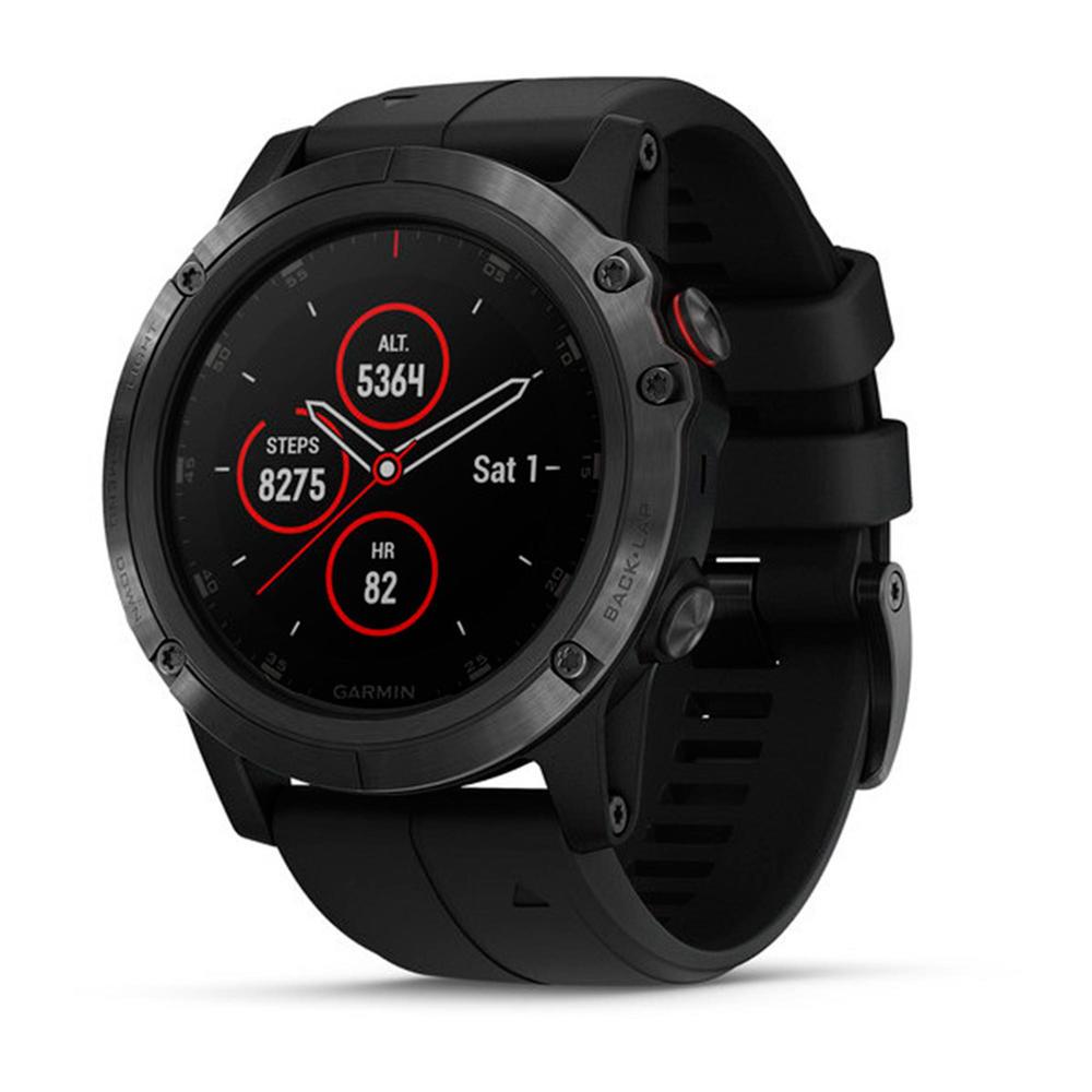 3d83bab26a9 Relógio GPS Cardio Garmin Fênix 5X Plus - decathlonstore
