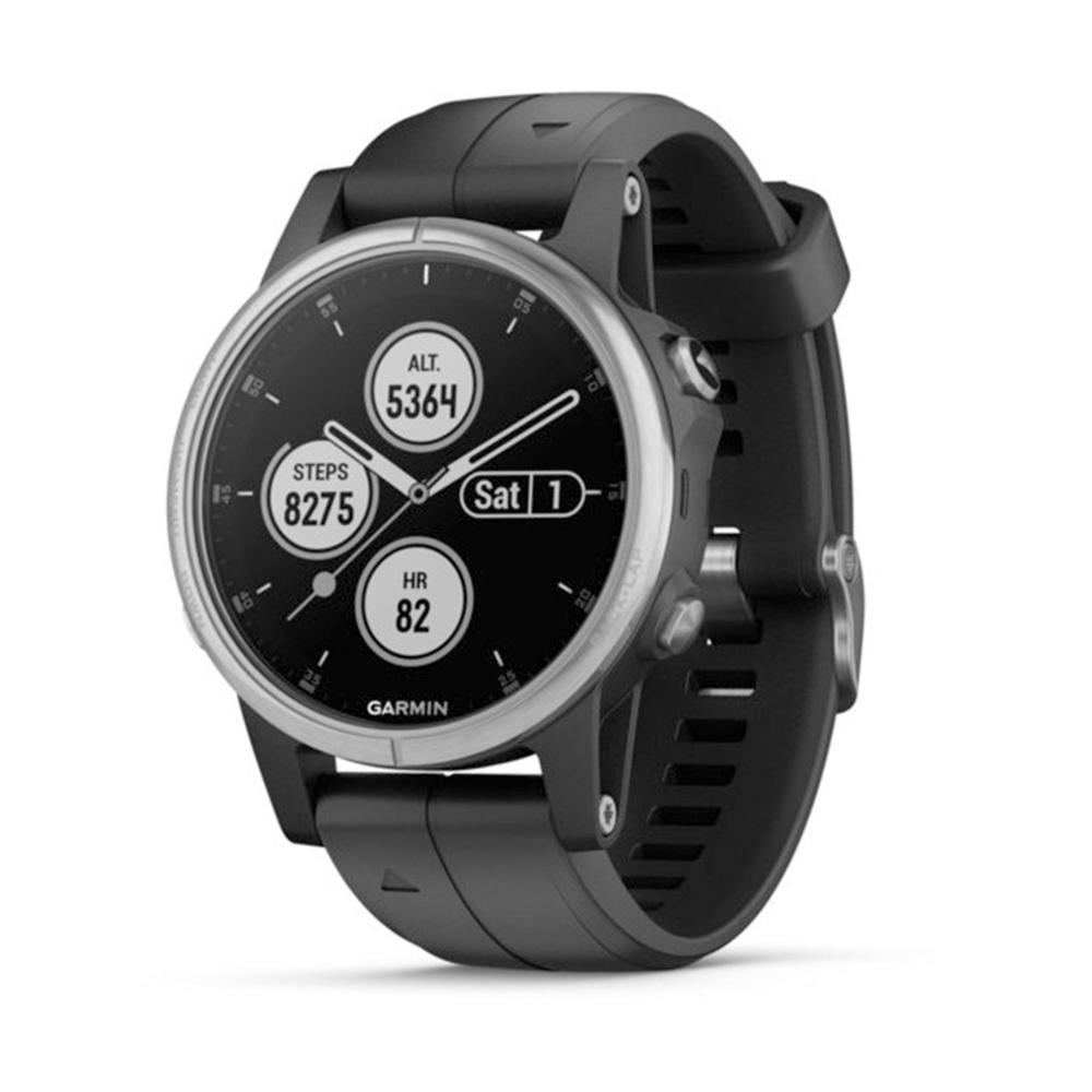 Relógio GPS Cardio Garmin Fênix 5S Plus - decathlonstore f0aab43ab24d2