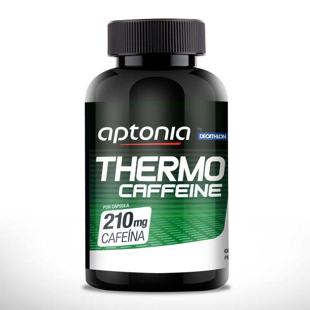 Termogênico Thermo Caffeine 60 caps - TERMOGENICO APTONIA a781bb0a50645
