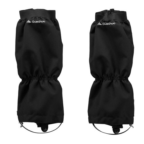 gaiter-forclaz-50-black-s-m1