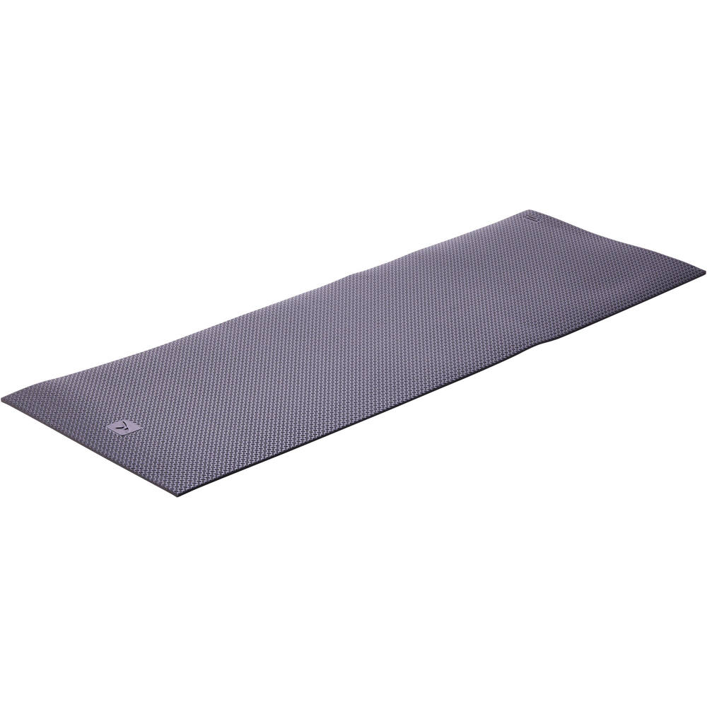 bc099a531 Tapete de Pilates e Ginástica para Tonificação e Alongamento Domyos. fitness -mat-900-black-1