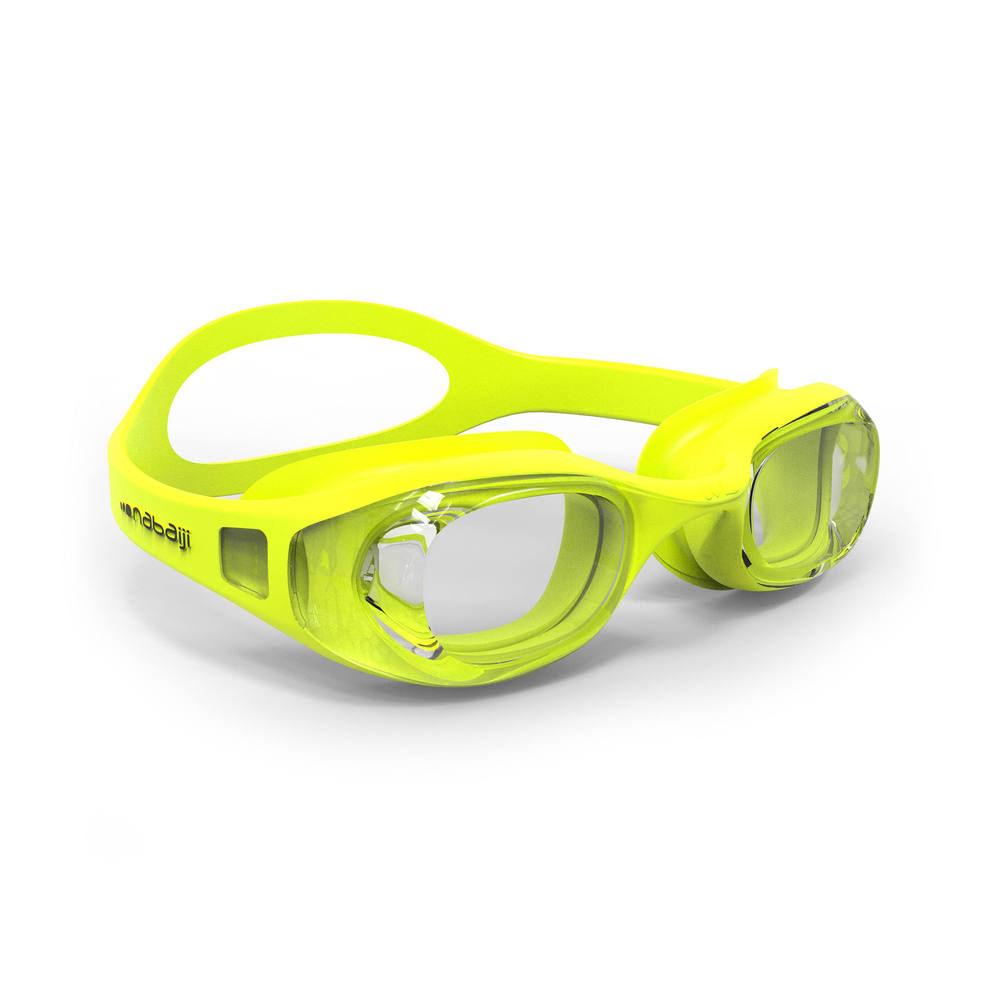 7894112d5 Óculos de natação XBASE Easy Nabaiji - XBASE EASY YELLOW, UNIQUE. Óculos de natação  XBASE Easy Nabaiji