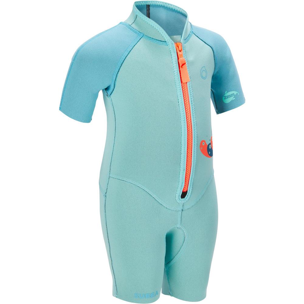 6e377adea Shorty de snorkeling 100 infantil. Shorty de snorkeling 100 infantil