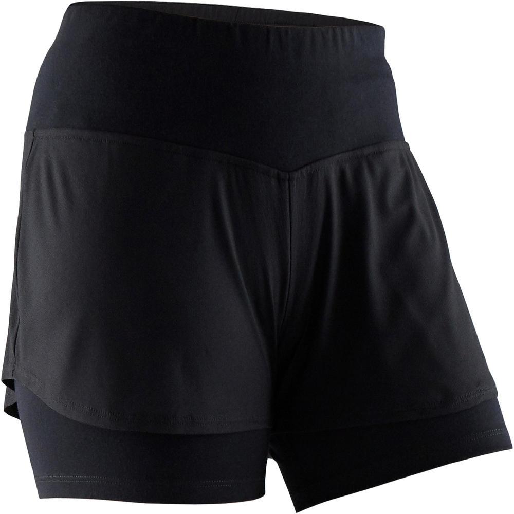 8fa398461aa51 Shorts feminino Pilates e Ginástica 520. Shorts feminino Pilates e  Ginástica 520