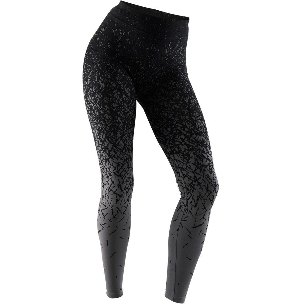 0c8ffa3e1 Calça legging feminina de Pilates Ginástica Fit+ 500. Calça legging feminina  de Pilates Ginástica ...