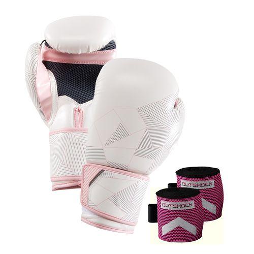596d0b59b Luvas de Boxe e Muay Thai BG300 Feminina Copy Copy - decathlonstore
