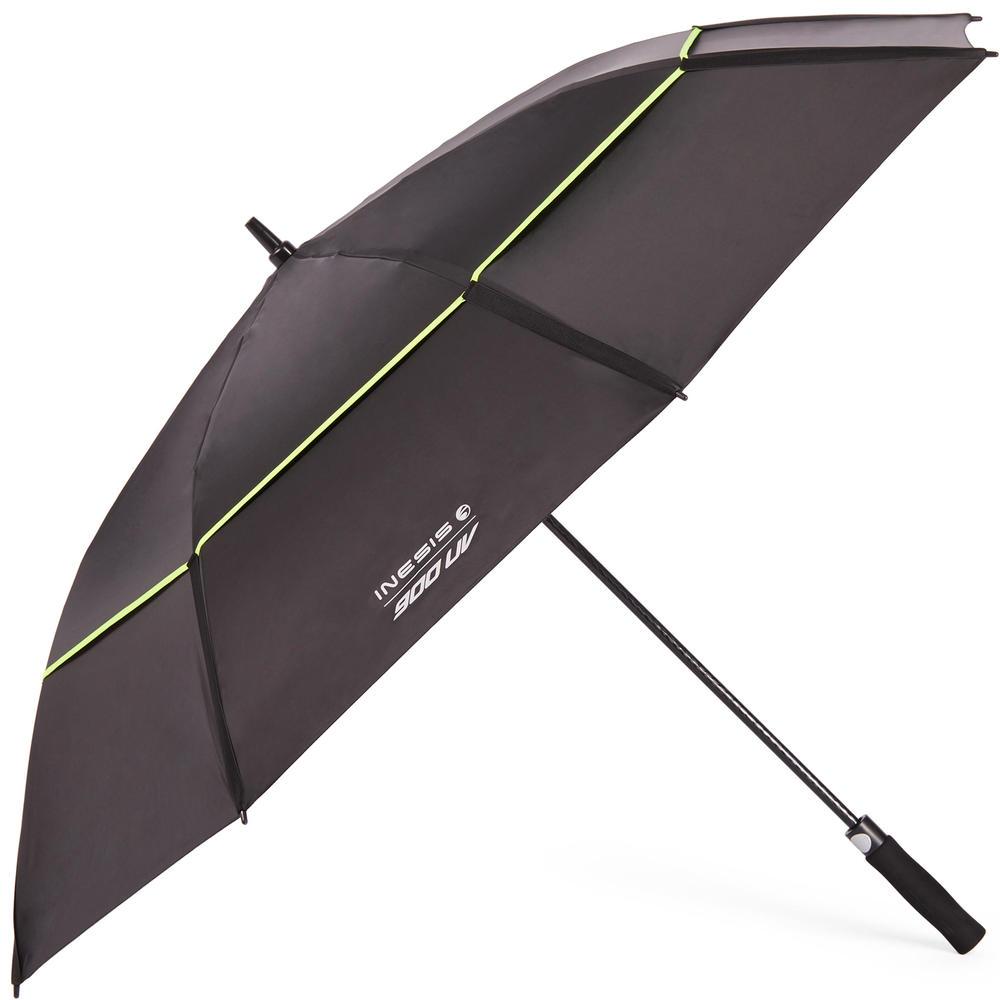 bc42db8ba Guarda-chuva de golfe com proteção UV Inesis 900 (145cm) - Decathlon