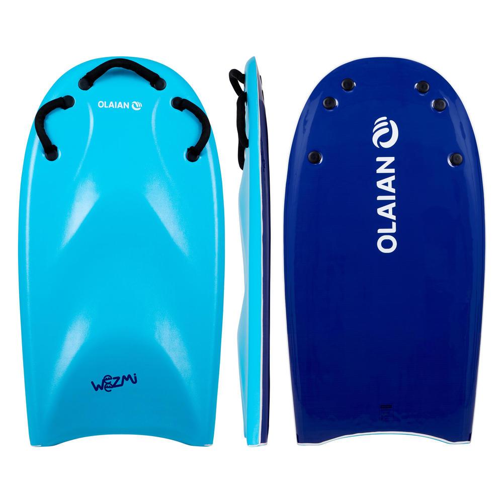 4018361fe Prancha de Bodyboard Tandem Criança Adulto WEEZMI com Pegas Azul ...