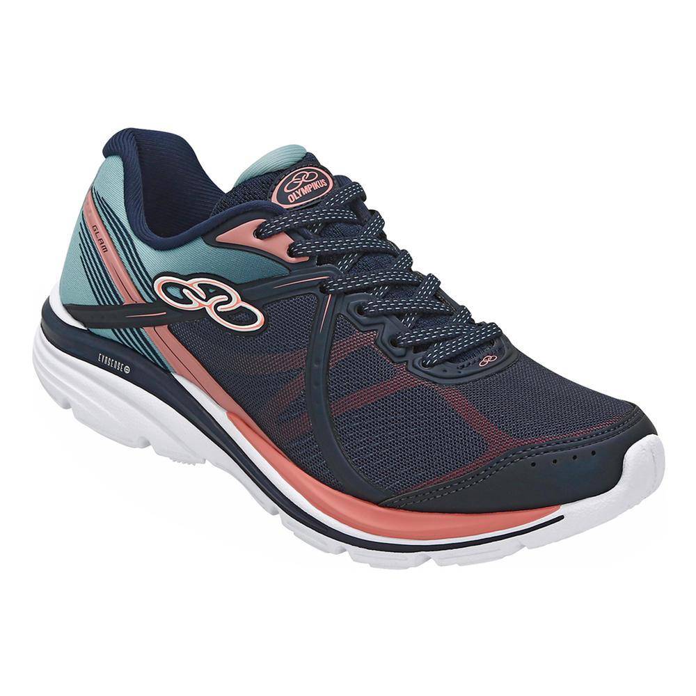 39d43ad822a Tênis feminino de caminhada Olympikus Glam. Tênis feminino de caminhada  Olympikus Glam