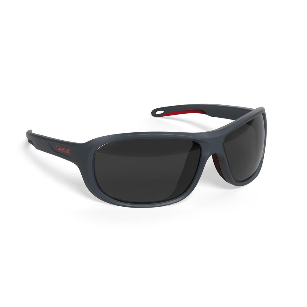 fef029aac Óculos de sol esportes polarizados adulto categoria 3 tribord ...