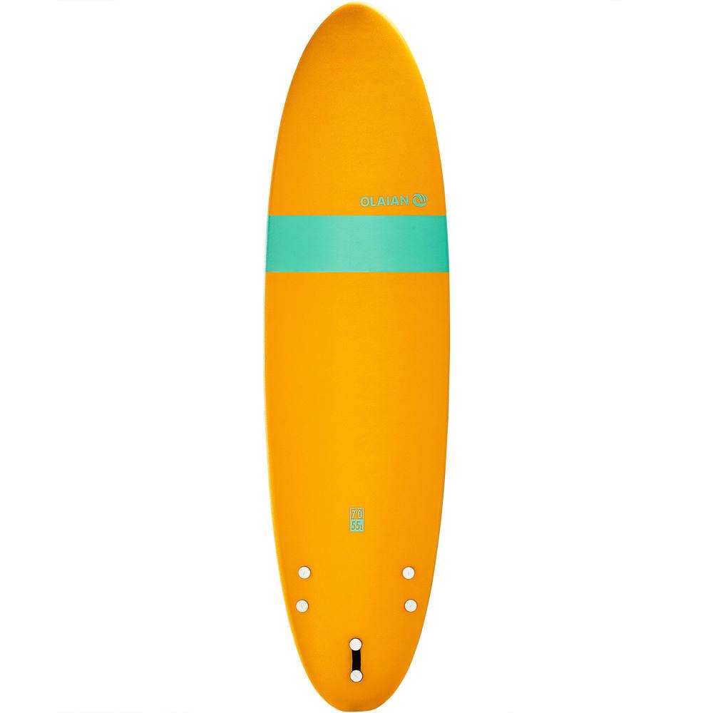 0f4daa1f0 Prancha de Surf em espuma 100 7  olaian - Decathlon