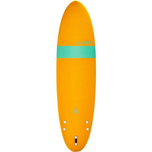 464964c16 Prancha de Surf em espuma 100 7  olaian - SB 100 7  SOFT