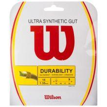 Corda de Tennis Ultra Synthetic Gut Wilson