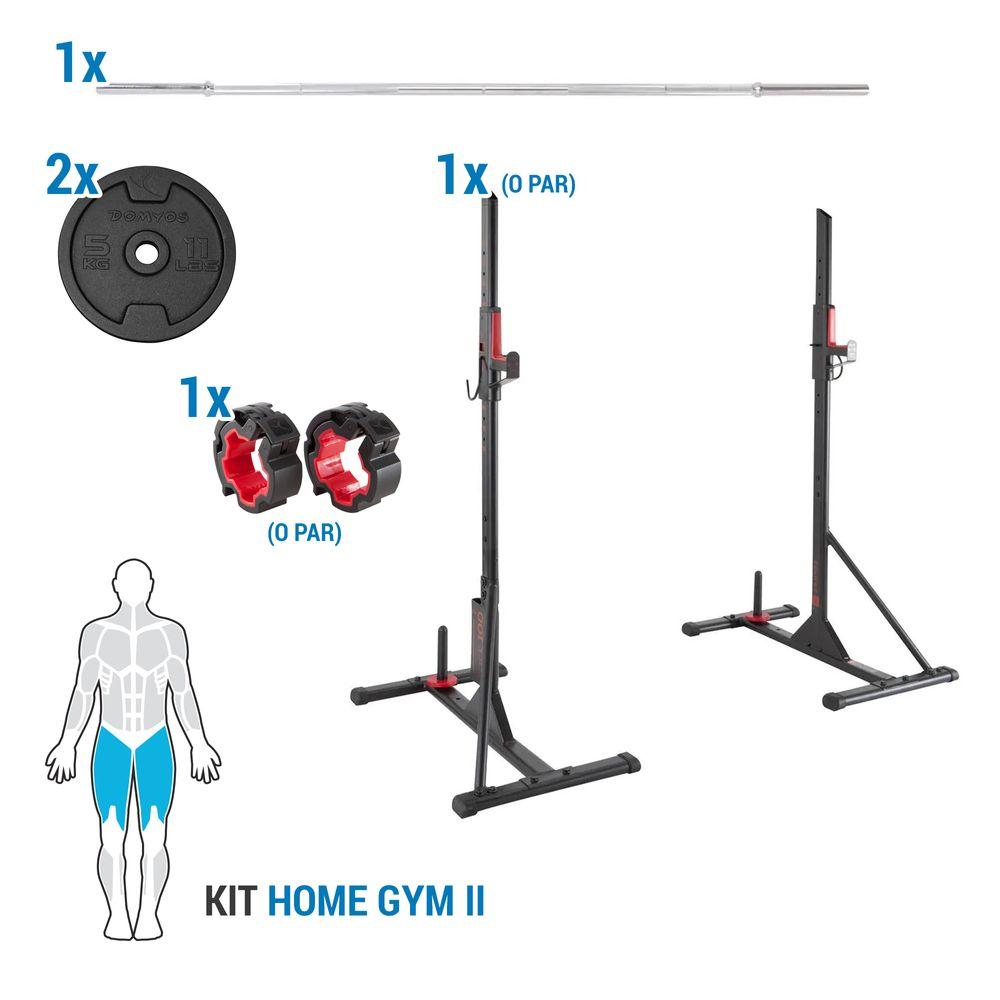 67975bd6f Kit Home Gym II - Treine em casa - Domyos - decathlonstore
