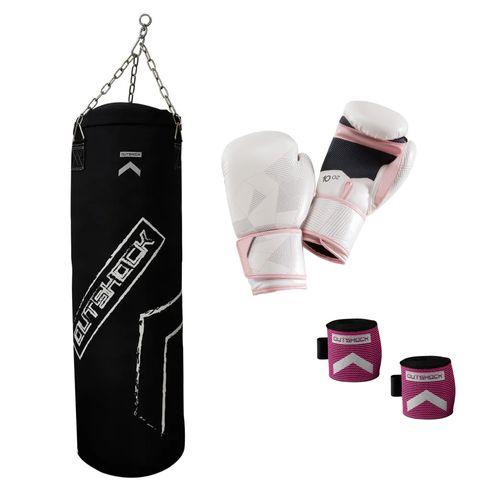 be5a4e8cc Luvas de Boxe e Muay Thai BG300 Feminina Copy Copy Copy - decathlonstore