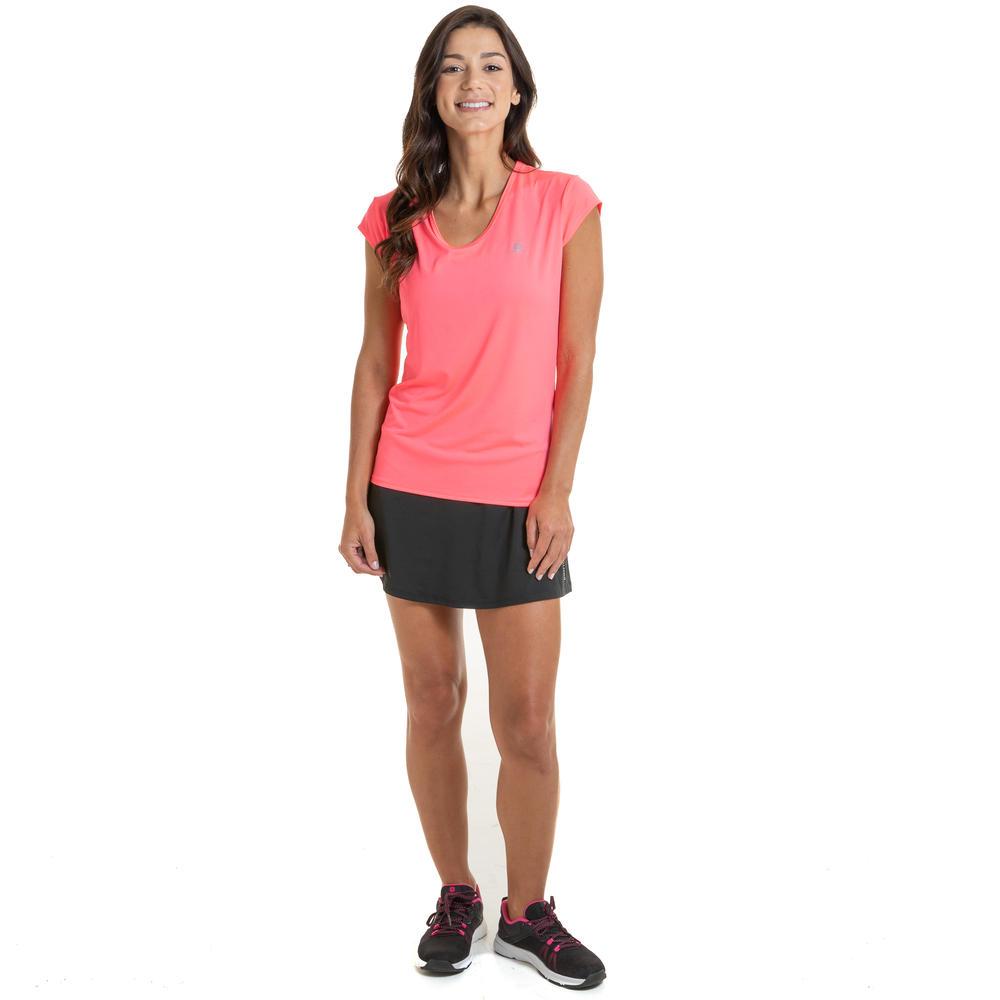 f9c940b0f Saia shorts básica feminina de academia 120. Saia shorts básica feminina de academia  120
