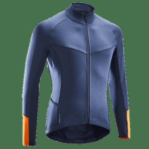 9b4e46292 Camisa de manga longa masculina para ciclismo Road 500 - Decathlon