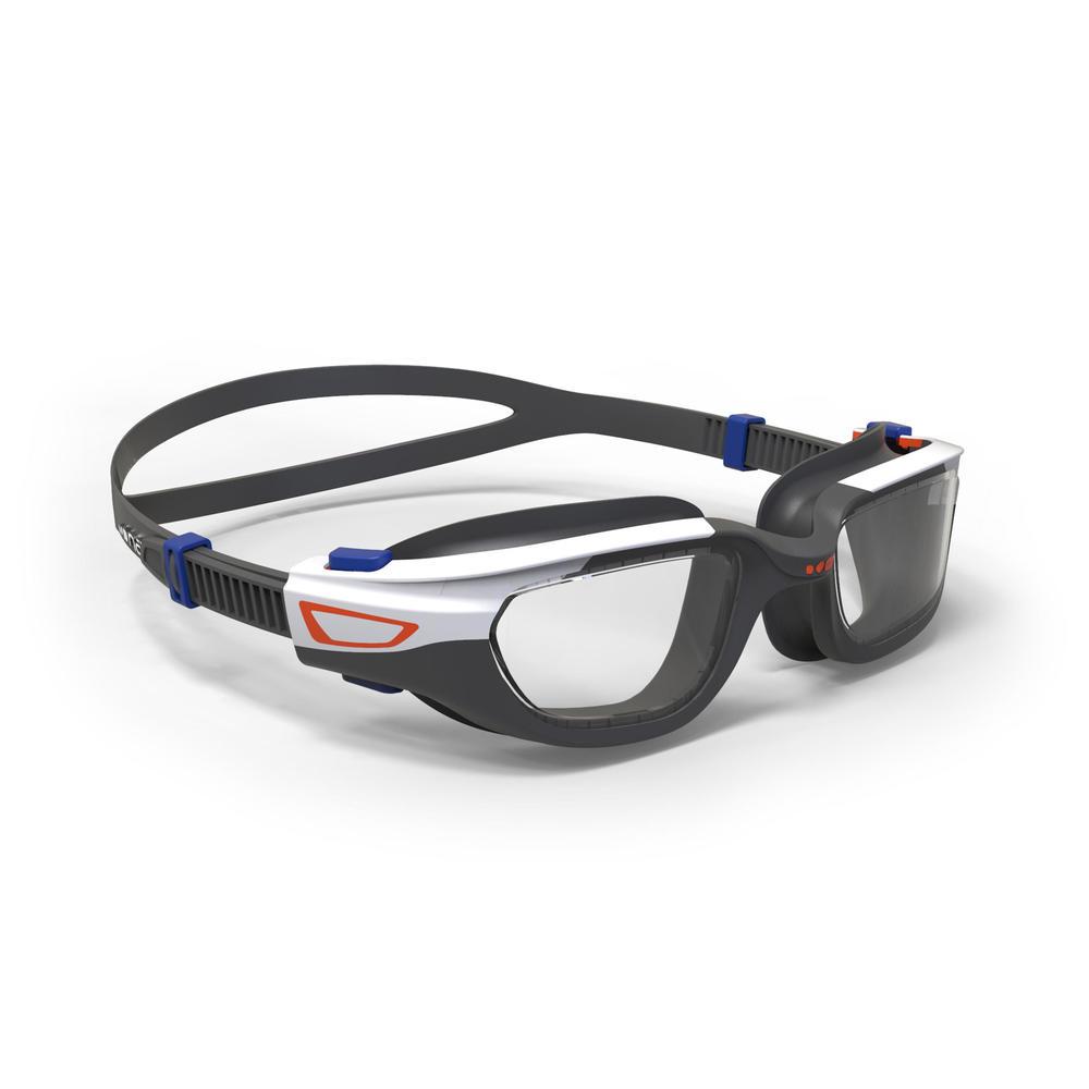 3a2031c7d Óculos de natação Spirit tamanho grande nabaiji - GOGGLES 500 SPIRIT S  ORANGE BLUE**, S. Óculos de natação Spirit tamanho grande nabaiji