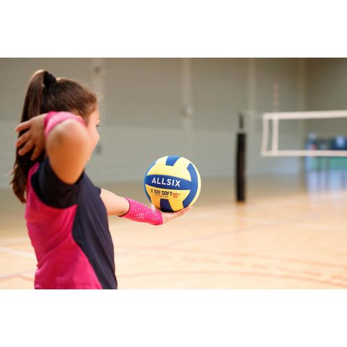 5 normas de voleibol
