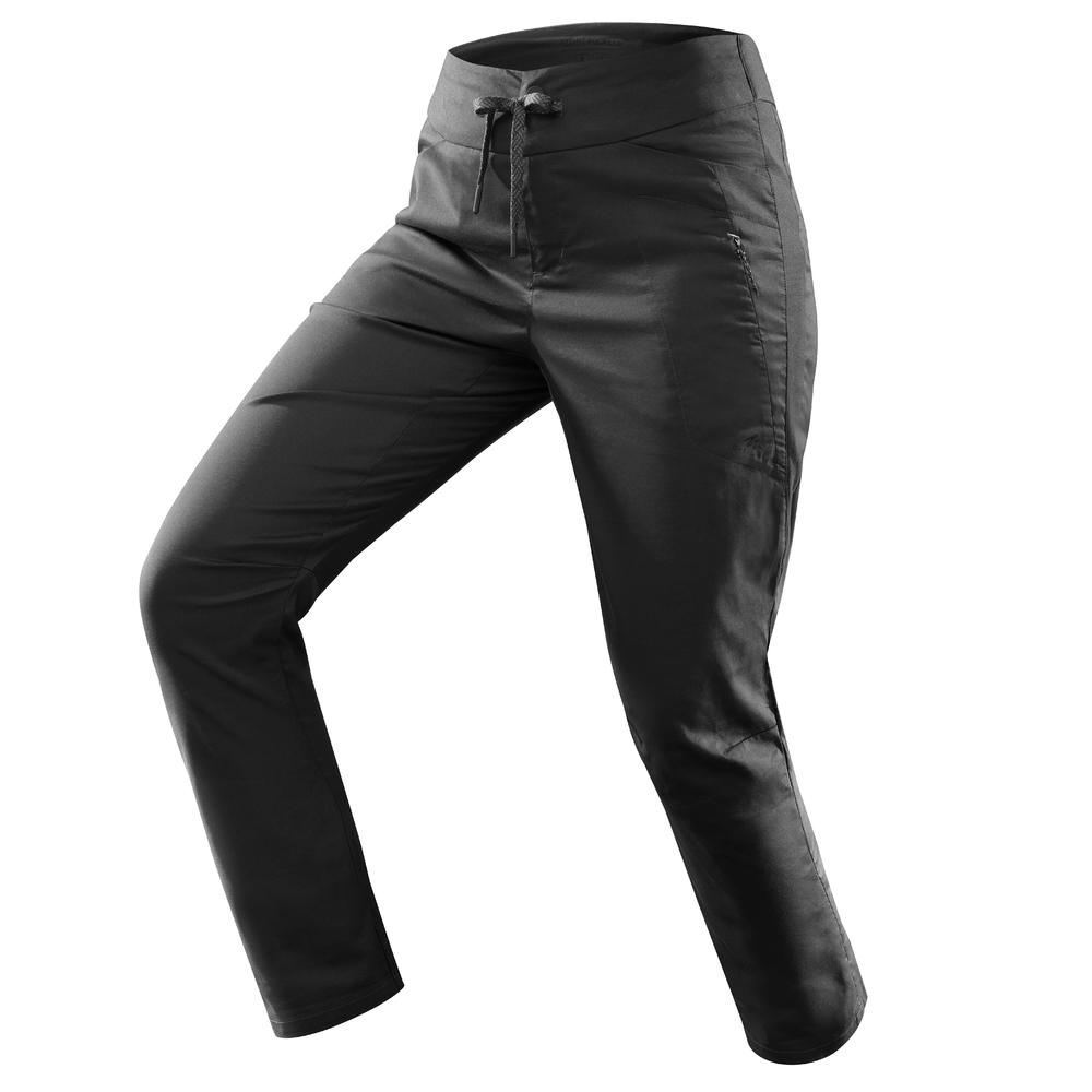 951ed478e CALÇA FEMININA DE TRILHA NH500 REGULAR FIT - Decathlon