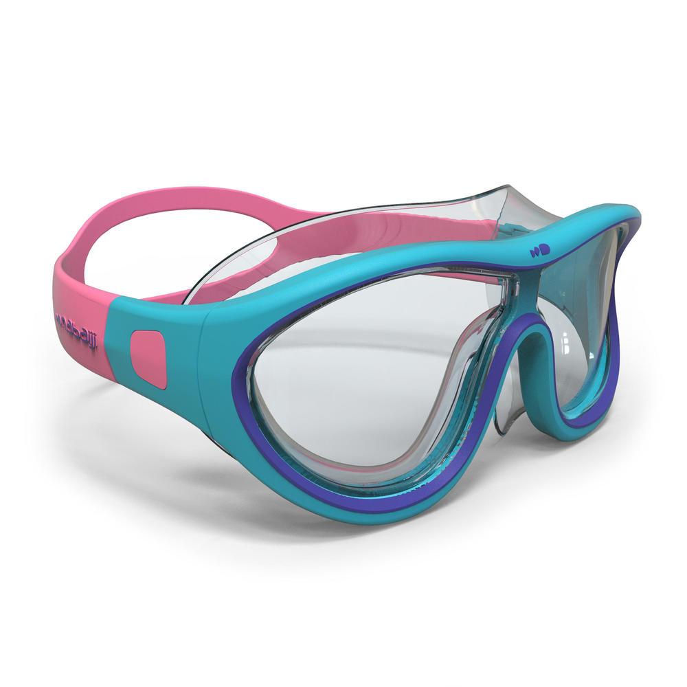 e78616ba3 Máscara de natação Swimdow 100 tamanho pequenol Nabaiji - DecathlonPro