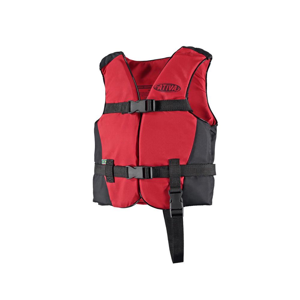 275cedecd Colete de salva-vidas ativa canoa 10 kg - Decathlon