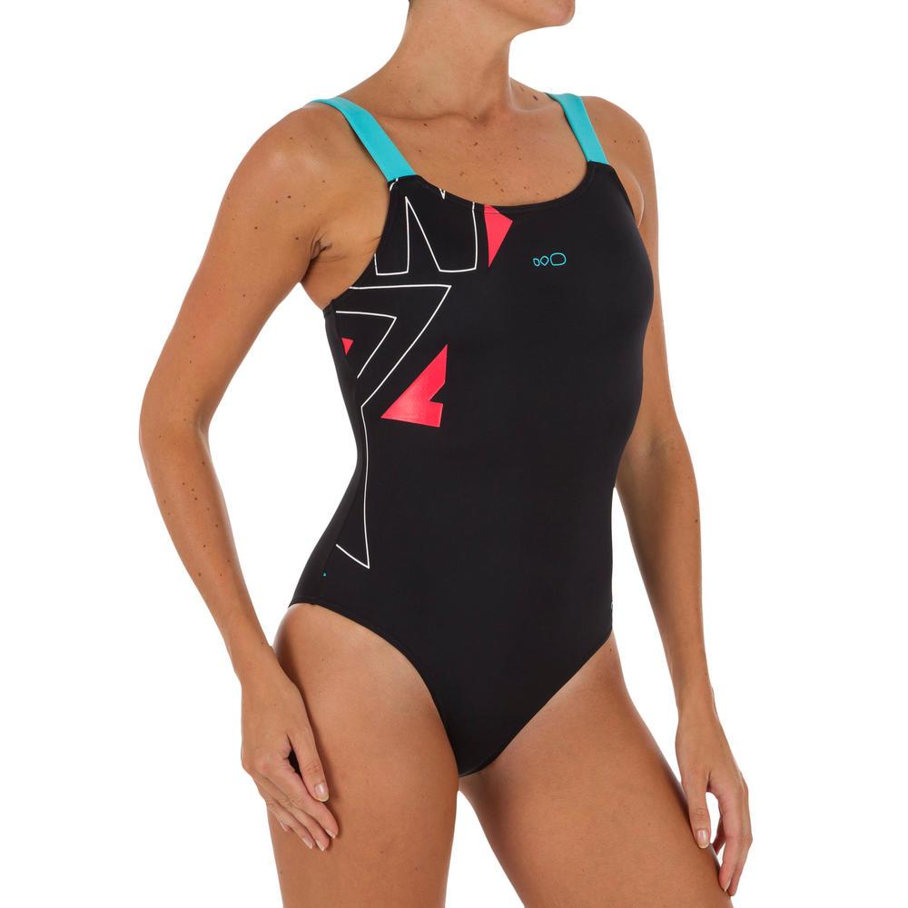 c30331d3d Maiô de natação tais feminino. Maiô de natação tais feminino