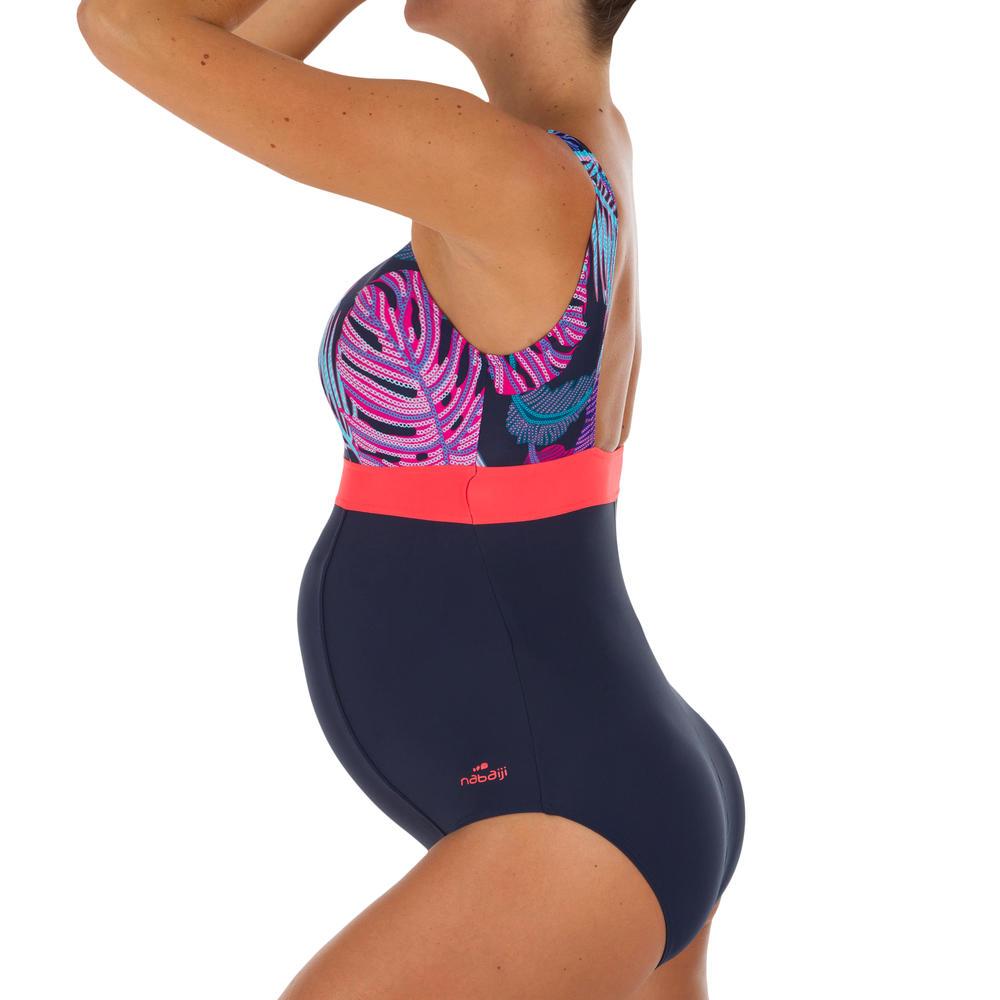 25fb1f57f8 Maiô de natação para gestantes - Decathlon